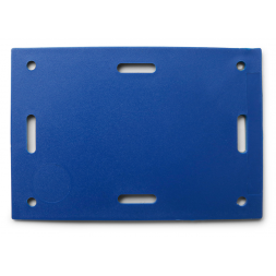blue long term tracking plate
