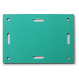 green long term tracking plate
