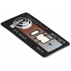 timestrip temperature indicator inspection label with bottom