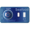 timestrip temperature indicator inspection label personnalised seafood
