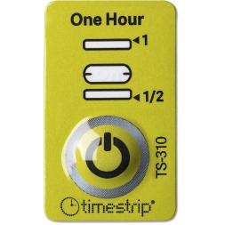 etiquette indicateur de temps heure