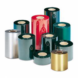 Ruban encreur couleur transfert thermique spécial textile