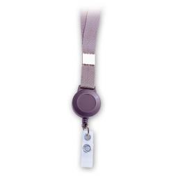 Cordons zip enrouleur avec attache