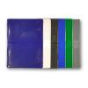 100 étuis cartes doubles PVC noir