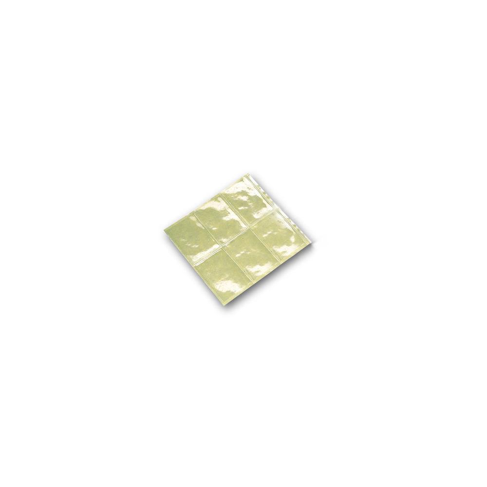 pochettes adhesives transparentes
