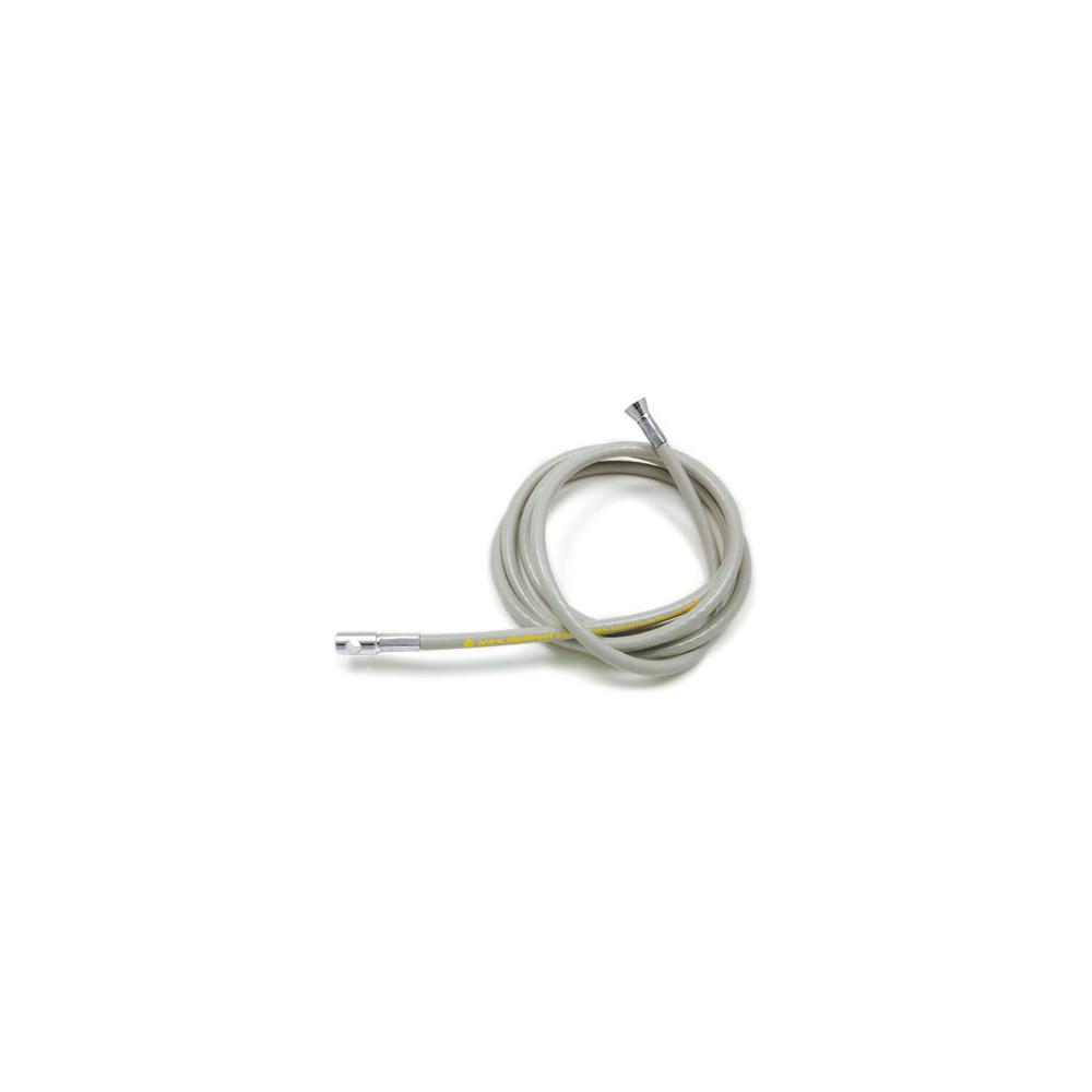 cable ancrage acier 60cm gris haute securite
