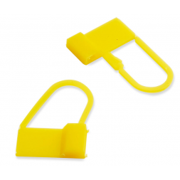assortiment scelles clip jaune