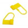 assortiment scelles cadenas clip jaune