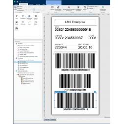 logiciel de création d'étiquettes nicelabel designer