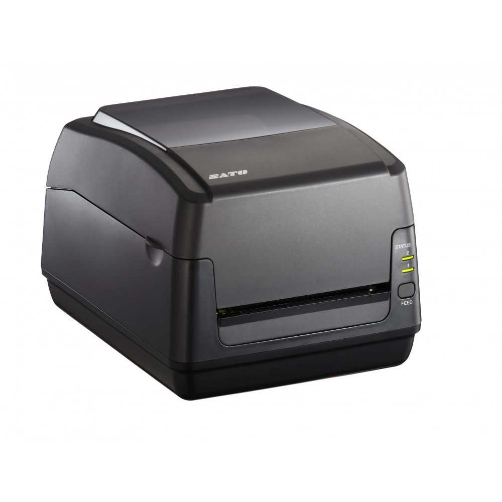 thermal transfer printer black en