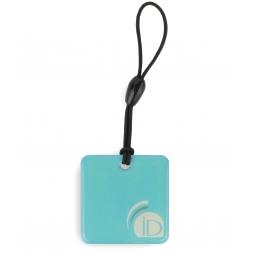 badge rfid personnalise logo