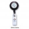 enrouleur badge personnalise pour ratp dome resine