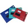 high security envelope red blue green en