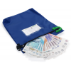 high security pouch for transporting money en