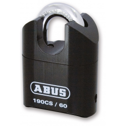 High-security ABUS combination padlock