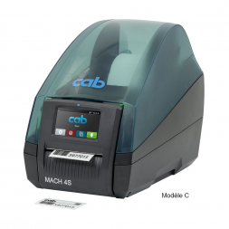 CAB MACH 4S Thermal Transfer Printer