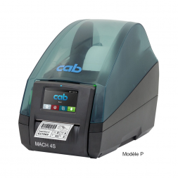 thermal transfer printer modal p en