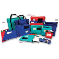 sacs, sacoches, enveloppes pochettes sécurité