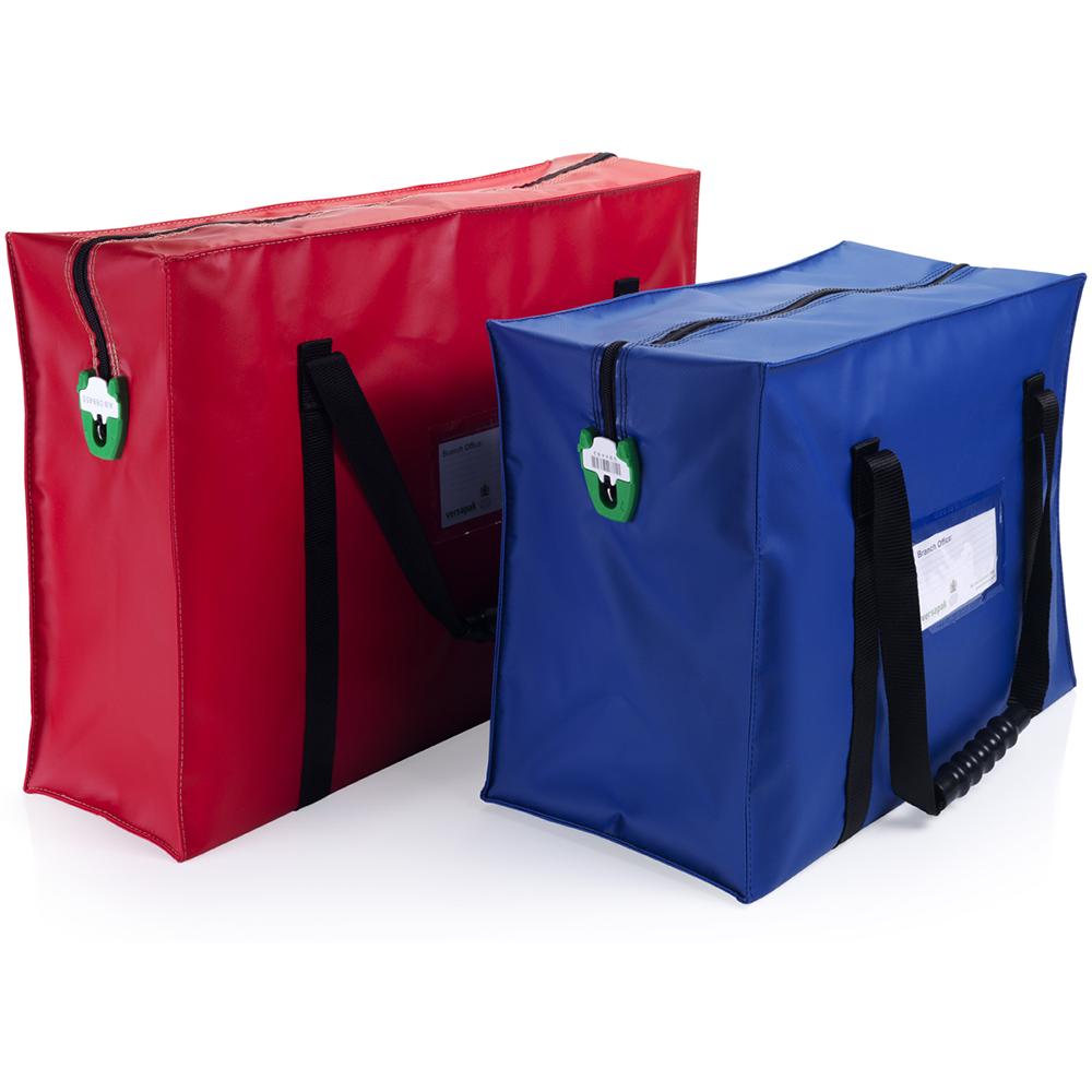 Secure Cash Transport Bag