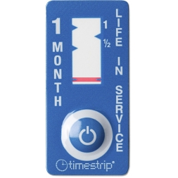 Timestrip Time Indicator month