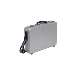 mallette de securite ordinateur portable de profil