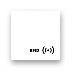 etiquette rfid Impression Quadrichromie