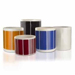 rouleaux scelles adhesives anti fraude temperature extreme plusieurs couleurs