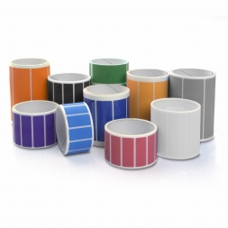 Rolls anti-fraud adhesive seals multi transfers personalized all colors