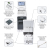 Brother TD-2120N thermal printer explain