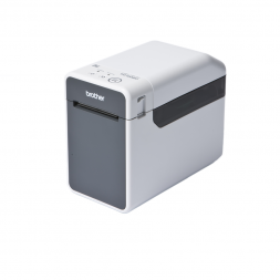 Brother TD-2120N thermal printer right