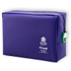 Protective padded case for personal electronic devices front