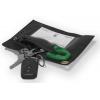 Pochette sécurisée pour transport de clés et smartphones ouverte clé de voiture