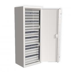 armoire de rechargement haute securite vingt etageres