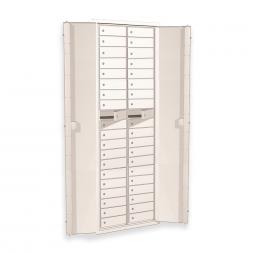 armoire rechargement haute securite portes doubles quarante compartiments
