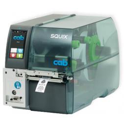 imprimante etiquette textile cab squix 4mt