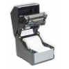 Open thermal transfer label printer