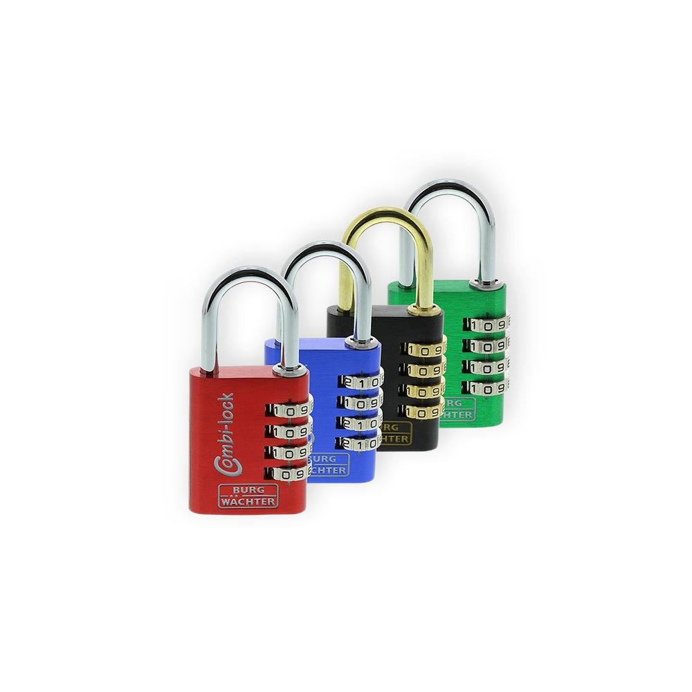 eco colour combination lock