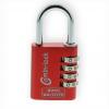 eco colour combination lock red