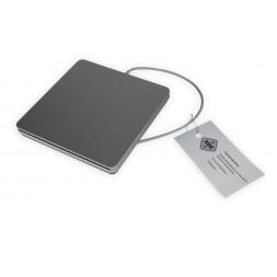 Etiquette américaine polyester blanche en planche A4 Laserlab en utilisation