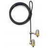 practical laptop double head security cable en