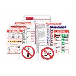 kit affichage obligatoire ecoles