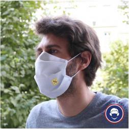 one customisable fabric mask