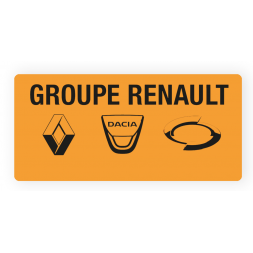 example adhesive seal extreme temperatures renault group orange background
