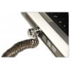 connected laptop security cable en