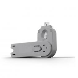 Clé bloqueur USB blanc
