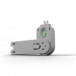 Key for USB blocker green