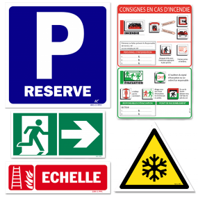 Worplace safety sign - SBE Direct