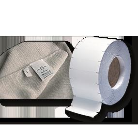 Etiquettes pour textiles