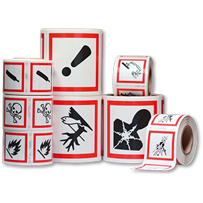 Chemical product labels
