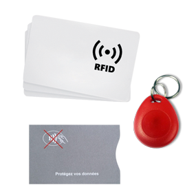 Badges & cartes RFID